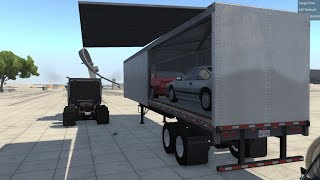 BeamNG.drive - Car Transport Addon