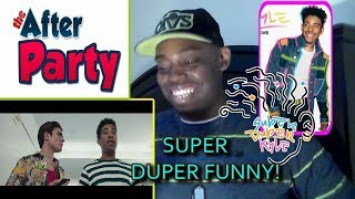 """SUPER DUPER KYLE"" The After Party Official Trailer REACTION!!!"