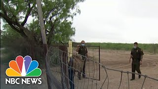 First 100 Days: Biden's Challenge At The U.S.- Mexico Border | NBC Nightly News