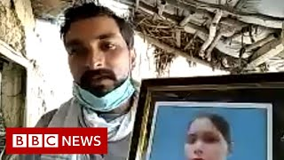 India Covid crisis: 'I lost my unborn child and wife on the same day' - BBC News