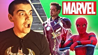 5 MARVEL MOVIES WITHOUT SPECIAL EFFECTS