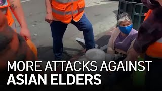 Attacks Against Asian Elders Continue in the Bay Area