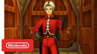 Get Charmed by Angelo in Dragon Quest VIII: Journey of the Cursed King