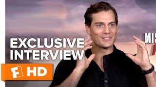 Henry Cavill Says Tom Cruise Did 'Top Gun' Quotes in His Helicopter | Mission: Impossible - Fallout