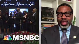 NAACP President: 'Have To Address Qualified Immunity' In Police Reform | MTP Daily | MSNBC