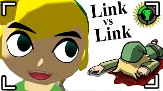 Game Theory: Which Link Rules them All? (Legend of Zelda: Hyrule Warriors)