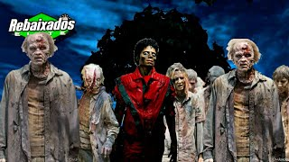 "MICHAEL JACKSON "" VIDEO CLIP ZUMBI""😱💥"