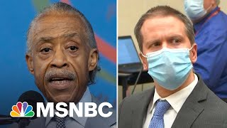 Rev. Al Sharpton On New Charges Against Chauvin | Deadline: White House | MSNBC
