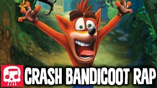 "CRASH BANDICOOT RAP by JT Music - ""The Ooda-Booga Boogie"""