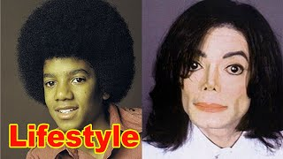 Michael Jackson's Biography & Family, Parents, Brother, Sister, Wife, Kids & Net Wroth