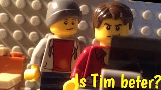 lego Short|| is Tim beter?