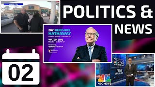 Popular of the Day - News and Politics - 2021/05/02