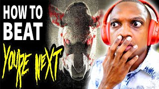 How To Beat: YOU'RE NEXT | Cinema Summary REACTION!