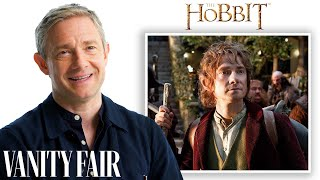 Martin Freeman Breaks Down His Career, from 'The Hobbit' to 'Black Panther' | Vanity Fair