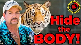 Film Theory: How A Tiger King Disposes of a Body!