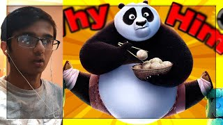 Film Theory: Kung Fu Panda, The REAL Reason Po is the Chosen One Reaction