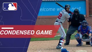 Condensed Game: ATL@NYM - 8/5/18
