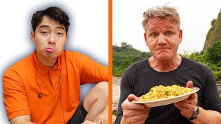 Uncle Roger Review GORDON RAMSAY Fried Rice