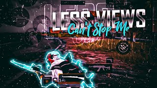 Less Views Can't Stop Me⚡//Dodex Pubg Mobile OnePlus8