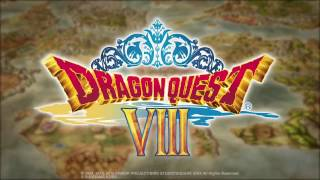 Dragon Quest VIII (3DS) - First English Trailer