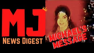 MJ News Digest - Michael's Message To Fans In Japan
