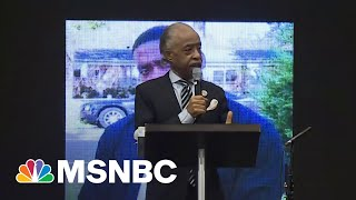 Rev. Al Sharpton Responds To Sen. Tim Scott's Comments On Racism In America | MSNBC