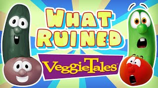 What RUINED VeggieTales? - The Tragic Fall of Bob and Larry