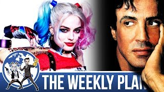 Best & Worst Stallone Movies & New Suicide Squad Cast - The Weekly Planet Podcast