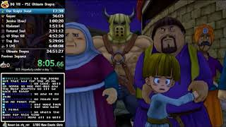 20:05 DQ8 Ultimate Dragon Speedrun (PS2)