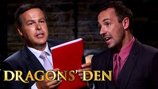 "Peter Gets Into Tetchy Exchange Over ""Pending Contracts"" 