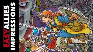 EZA Impressions - Dragon Quest VIII 3DS