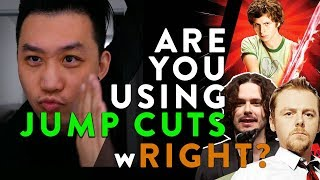HOW TO: Fast Cut | Edgar Wright Jump Cut for Vlogging Case Study