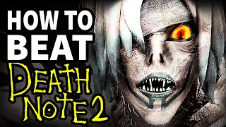 "How To Beat The DEATH GOD'S Game In ""Death Note 2"""