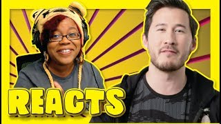 Markiplier Answers Ouestions by WIRED | Reaction