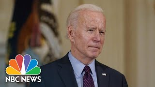 Biden Delivers Remarks On Covid Response And Vaccines | NBC News