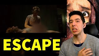 "Reacting to Cinema Summary How To Beat EVERY TRAP In ""No Escape"""