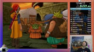 New Dragon Quest 8 speedrun - 11:46:41