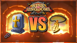 Silent Trial vs Delane's Amulet in Rise of Kingdoms [Which to pick Spring 2021]