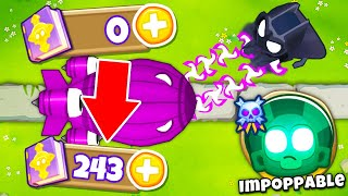 FASTEST Way to Get Monkey Knowledge in Bloons TD 6?! (Play XP Strategy)