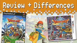 Dragon Quest VIII Review + 3DS / PS2 differences