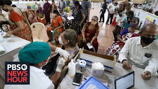COVID crisis: Why India's health system is on the 'brink of collapsing'