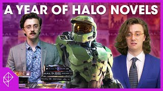 I read every Halo novel and became the Master Chief of loneliness | Unraveled