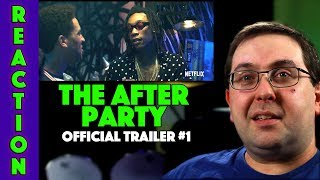 REACTION! The After Party Trailer #1 - Wiz Khalifa Netflix Movie 2018