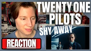 "A NEW CHAPTER BEGINS - Twenty One Pilots - ""Shy Away"" - REACTION"