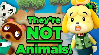 Game Theory: The Animals in Animal Crossing Aren't Animals! (Animal Crossing: New Horizons)