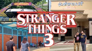 Stranger Things 3 Filming Locations | Starcourt Mall, Pool, Hawkins Post, Mayor's Office