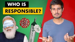 Reality of COVID Crisis | Oxygen Shortage | Remdesivir Black Marketing | Dhruv Rathee