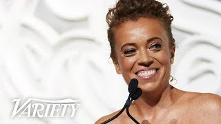 Michelle Wolf Roasts Trump, Fox News and CNN at Variety's Power of Women Event