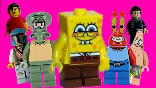 BANANA SPLIT MOVIE THE MUSICAL- lego song