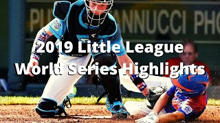 2019 Little League World Series Highlights